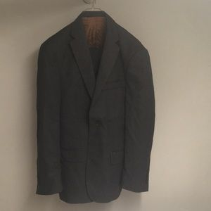 Jos A Bank suit. Only worn a few times